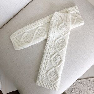 Forever 21 Knit Leg Warmers